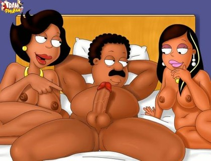 Cleveland show Cartoon Sex