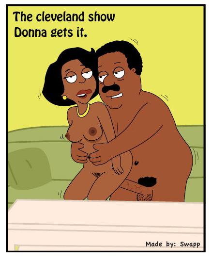 Cleveland Show Porn